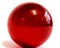 Billes-en-verre-Bille-verre-transparente-rouge-449